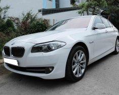 Xe BMW 5 Series 520i sản xuất năm 2012, màu trắng  giá 1 tỷ 260 tr tại Tp.HCM
