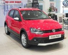 Volkswagen Cross Polo - Xe Hatchback đô thị nhỏ gọn, nhập khẩu chính hãng Volkswagen/ Hotline: 090.898.8862 giá 725 triệu tại Tp.HCM