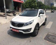 Cần bán gấp Kia Sportage 2012, màu trắng, nhập khẩu chính chủ giá cạnh tranh giá 595 triệu tại Hà Nội