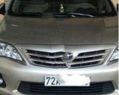 Bán ô tô Toyota Corolla altis đời 2013, màu bạc chính chủ, giá chỉ 605 triệu giá 605 triệu tại BR-Vũng Tàu