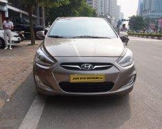Cần bán xe Hyundai Accent đời 2014, màu nâu, nhập khẩu, 455 triệu giá 455 triệu tại Hà Nội