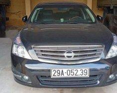 Cần bán lại xe Nissan Teana đời 2011, màu đen giá tốt giá 550 triệu tại Hà Nội