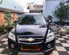 Bán Chevrolet Captiva năm sản xuất 2009, màu đen, giá chỉ 340 triệu giá 340 triệu tại Tp.HCM