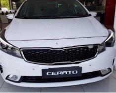 Bán xe Kia Cerato sản xuất 2018, màu trắng, giá tốt giá 589 triệu tại BR-Vũng Tàu