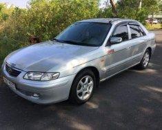 Cần bán gấp Mazda 626 sản xuất năm 2004, màu bạc số sàn giá 185 triệu tại Đà Nẵng