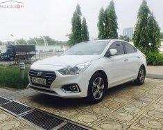 Bán xe cũ Hyundai Accent năm 2018, màu trắng, giá tốt giá 1 tỷ tại Hà Nội