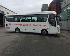Bán xe khách 24/34 Tracomeco, bán xe trả góp, xe Universe mini, xe khách thân dài giá 2 tỷ 120 tr tại Hà Nội