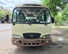 Bán xe Hyundai County D4da năm 2005, màu kem (be) nhập khẩu nguyên chiếc, giá tốt 345triệu giá 345 triệu tại Hà Nội