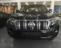 Bán ô tô Toyota Prado 4.0 sản xuất 2018, màu đen, nhập khẩu nguyên chiếc, mới 100% giá 5 tỷ 180 tr tại Hà Nội