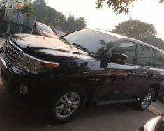 Bán Toyota Land Cruiser VX 4.6 V8 năm 2015, màu đen, nhập khẩu nguyên chiếc giá 2 tỷ 690 tr tại Hà Nội