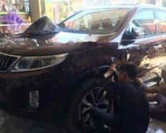 Cần bán lại xe Kia Sorento Gath đời 2017, màu đen, giá 370tr giá 370 triệu tại Đồng Nai
