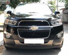 Bán xe Chevrolet Captiva LTZ 2.4 AT đời 2012, màu đen xe gia đình giá 485 triệu tại Tp.HCM