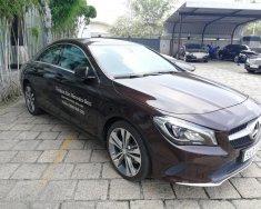 Bán xe Mercedes CLA200 nâu lướt, ĐK 6/2018, nhập khẩu nguyên chiếc giá 1 tỷ 460 tr tại Tp.HCM