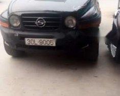 Cần bán xe Ssangyong Korando năm 2002, màu đen, nhập khẩu nguyên chiếc giá 155 triệu tại Nghệ An