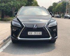 Bán xe Lexus RX 350 đời 2016, màu đen, xe nhập giá 3 tỷ 900 tr tại Hà Nội