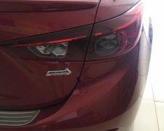 Bán Mazda 3 1.5 AT đời 2017, màu đỏ số tự động giá 635 triệu tại Thái Nguyên