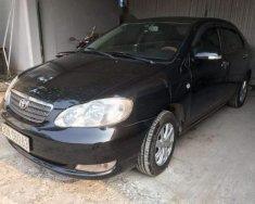Bán Toyota Corolla sản xuất năm 2003, màu đen xe gia đình, giá 186tr giá 186 triệu tại Hà Nội