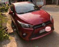 Cần bán lại xe Toyota Yaris 1.3E đời 2014, màu đỏ, xe nhập còn mới giá 509 triệu tại Tp.HCM