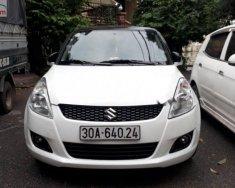 Bán xe Suzuki Swift 1.4 AT đời 2015, màu trắng số tự động, giá tốt giá 348 triệu tại Hà Nội