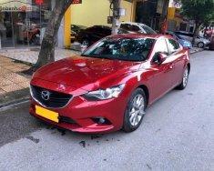 Cần bán xe Mazda 6 2.0 sản xuất 2014, màu đỏ, nhập khẩu như mới giá cạnh tranh giá 739 triệu tại Hải Phòng