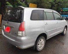 Bán xe Toyota Innova 2.0G năm sản xuất 2010, màu bạc giá 356 triệu tại Hà Nội