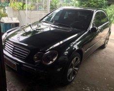 Bán Mercedes đời 2005, màu đen, xe còn mới, chạy êm giá 270 triệu tại Bình Dương