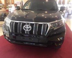 Cần bán Toyota Prado năm 2018 màu đen, giá 2 tỷ 340 triệu, nhập khẩu nguyên chiếc giá 2 tỷ 340 tr tại Hà Nội