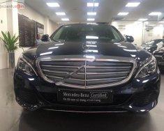 Cần bán Mercedes C250 Exclusive sản xuất năm 2018, màu xanh lam giá 1 tỷ 639 tr tại Tp.HCM