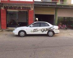 Bán ô tô Daewoo Nubira năm sản xuất 2001, màu trắng giá Giá thỏa thuận tại Thanh Hóa