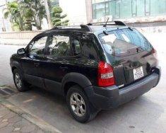 Bán Hyundai Tucson đời 2009, màu đen, nhập khẩu nguyên chiếc giá tốt giá 400 triệu tại Tp.HCM