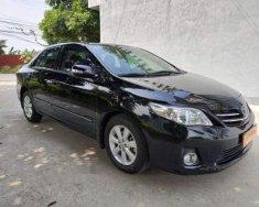 Bán Toyota Corolla altis đời 2012, màu đen chính chủ giá 565 triệu tại Hải Phòng