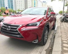 Cần bán Lexus NX200T nhập Mỹ màu đỏ giá 2 tỷ 410 tr tại Hà Nội