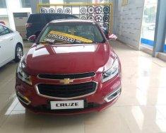 Bán Chevrolet Cruze đời 2018, màu đỏ giá cạnh tranh giá 535 triệu tại BR-Vũng Tàu