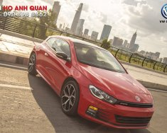 Chính hãng giao ngay xe thể thao 2 cửa Volkswagen Scirocco đỏ - Thủ tục nhanh gọn, nhận xe ngay/ hotline: 090.898.8862 giá 1 tỷ 399 tr tại Tp.HCM