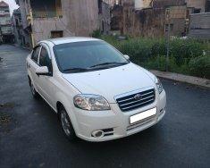 Kẹt tiền ra đi em Daewoo Gentra 2012 số sàn, màu trắng giá 193 triệu tại Tp.HCM