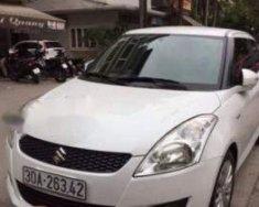 Bán Suzuki Swift đời 2014, màu trắng, giá chỉ 436 triệu giá 436 triệu tại Hà Nội