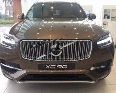 Cần bán xe Volvo XC90 2018, màu nâu, xe nhập giá 3 tỷ 990 tr tại Hà Nội