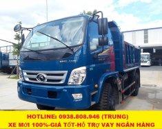 Bán xe ben Thaco tải trọng 7,5 tấn 2 cầu - Đáp ứng mọi nhu cầu của khách hàng - Khuyến mãi 50% phí trước bạ giá 725 triệu tại Tp.HCM