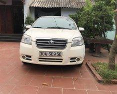 Bán xe Daewoo Gentra năm 2008, màu trắng giá 170 triệu tại Hà Nội