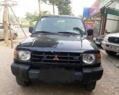 Cần bán gấp Mitsubishi Pajero 3.0 đời 2003, màu xanh, nhập khẩu, giá tốt giá 165 triệu tại Hà Nội