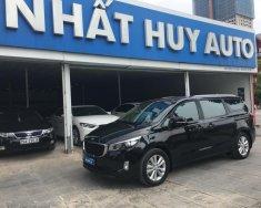 Bán Kia Sedona 2.2AT sản xuất 2015, màu đen, giá cạnh tranh giá 920 triệu tại Hà Nội