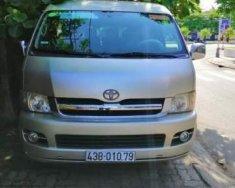 Bán Toyota Hiace năm sản xuất 2006, màu bạc giá 180 triệu tại Đà Nẵng