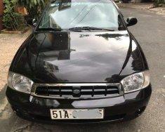 Bán xe Kia Spectra đời 2005, màu đen giá 185 triệu tại Tp.HCM