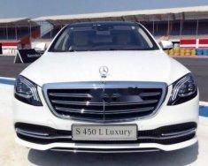 Bán ô tô Mercedes S450 Luxury đời 2018, màu trắng giá 4 tỷ 759 tr tại Tp.HCM