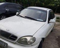 Gia đình bán xe Daewoo Lanos đời 2003, màu trắng giá 73 triệu tại Hà Nội