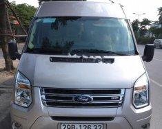 Bán Ford Transit Luxury sản xuất 2015, màu bạc số sàn, giá tốt giá 580 triệu tại Hà Nội