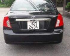 Bán Daewoo Lacetti sản xuất năm 2007, màu đen  giá 158 triệu tại Hà Nội