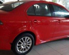 Gia đình bán Mitsubishi Lancer năm sản xuất 2009, màu đỏ giá 395 triệu tại Đồng Nai