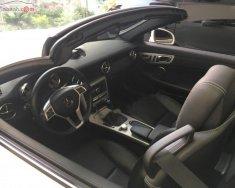 Cần bán lại xe Mercedes SLK 350 năm 2014, màu trắng, xe nhập   giá 1 tỷ 890 tr tại Hà Nội
