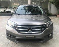 Bán Honda CR V 2.4 AT 2014, màu xám (ghi) giá 795 triệu tại Hà Nội